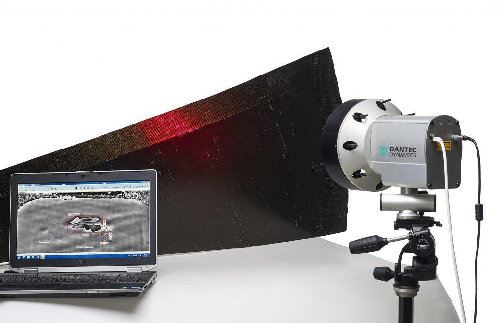 Image of FlawExplorer non-destructive testing equipment