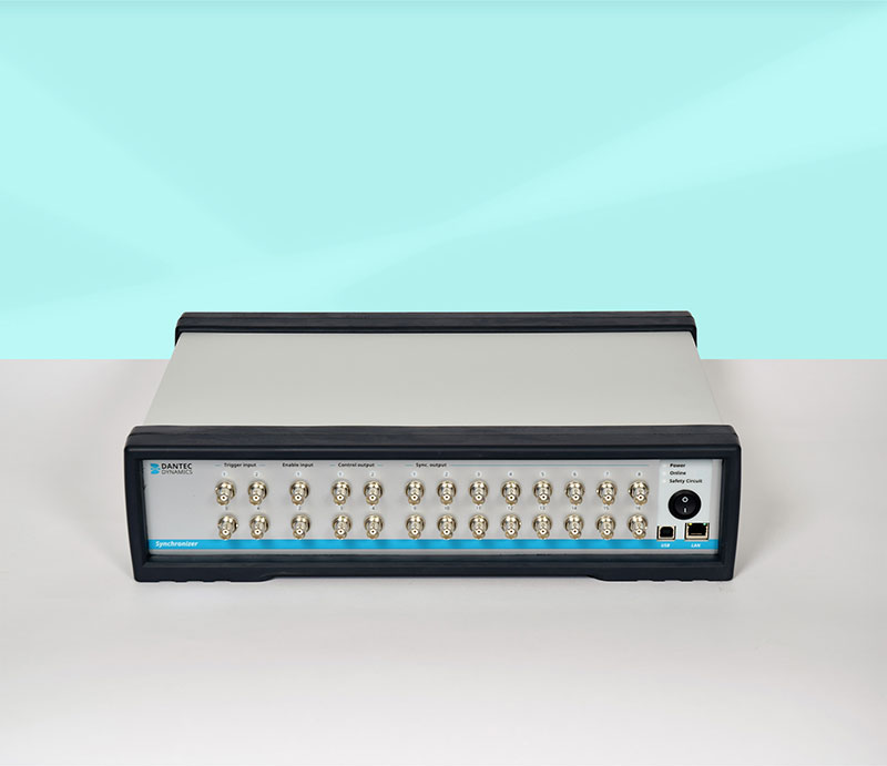 Image of a Dantec synchronizer