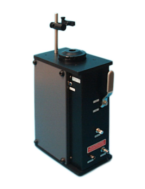 image of hot wire calibrator